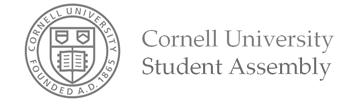 Cornell University Student Assembly
