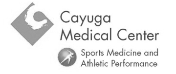 Cayuga Medical Center | Sports Medicine and Athletic Performance